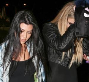 Khloé et Kourtney Kardashian : tenues sexy et concert de Beyoncé à L.A