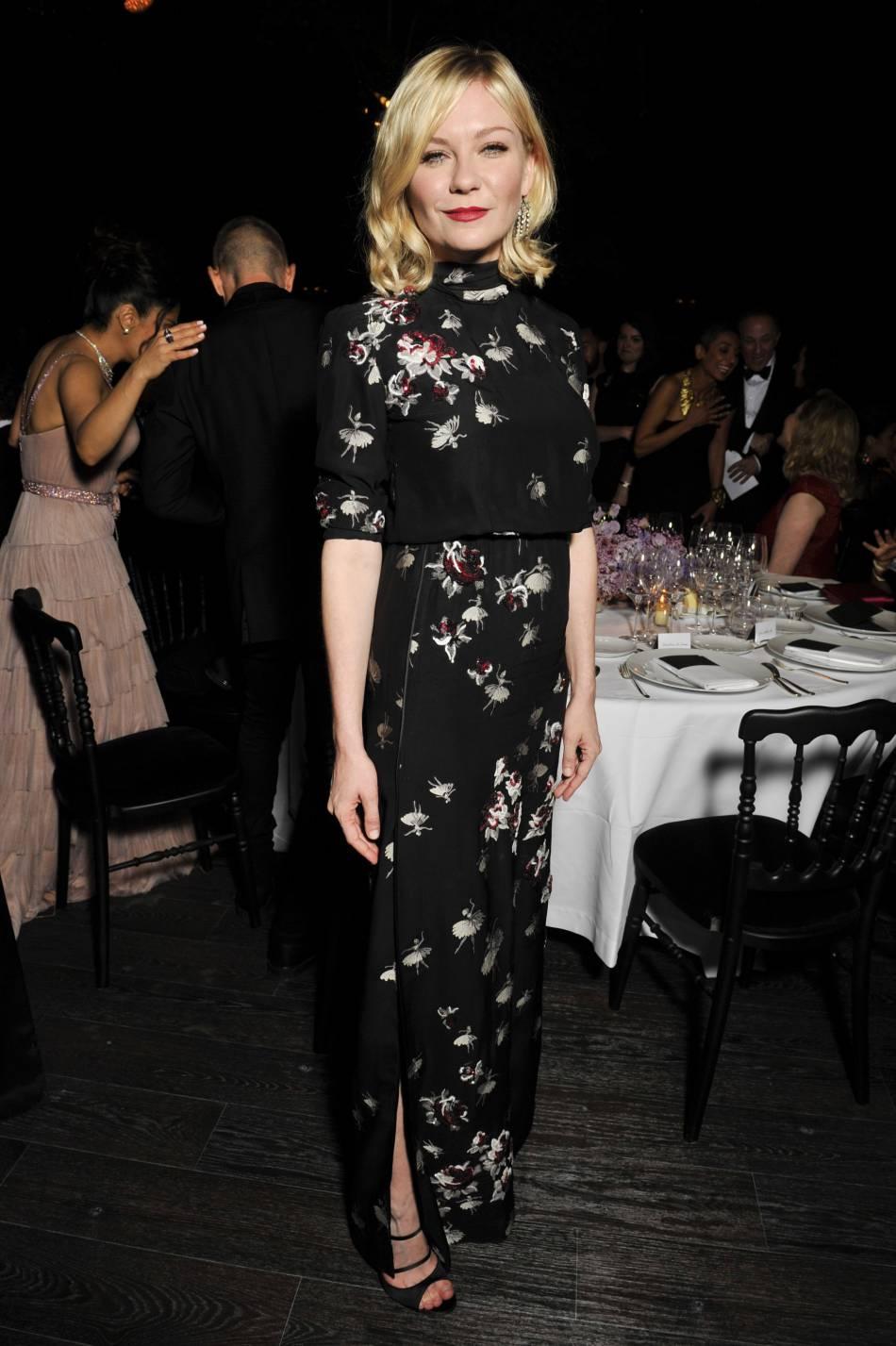 """La jurée de cette 69e édition du Festival de Cannes s'est elle aussi rendue au dîner Kering """"Women in Motion""""."""