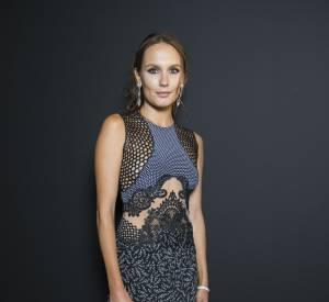 "Cannes 2016 : Ana Girardot, très en beauté au dîner Kering ""Women in Motion""."