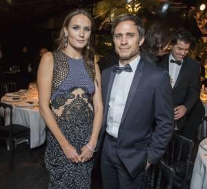 """Ana Girardot et Gael Garcia Bernal au dîner Kering pour """"Women in Motion"""" lors du 69ème Festival International du Film de Cannes."""