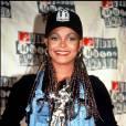 Janet Jackson se la joue bad boy pour les MTV Video Music Awards de 1994.