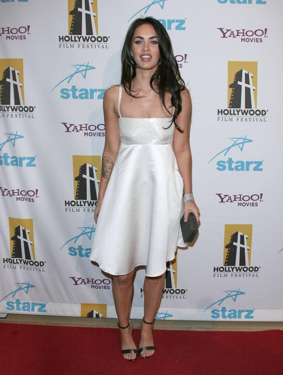 Au début de sa carrière, Megan Fox assume son style pas très chic.