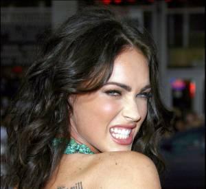 Megan Fox, tigresse des tapis rouges.