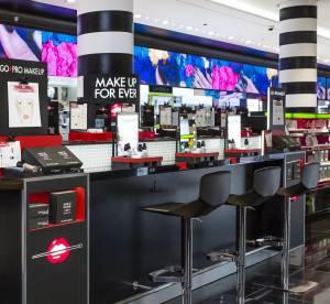 Make Up For Ever chez Sephora : un bar pour se maquiller comme une pro