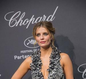 Mischa Barton à la soirée Chopard le 16 mai 2016 à Cannes.