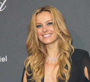 Petra Nemcova et ses bijoux Chopard à la soirée Chopard le 16 mai 2016 à Cannes.