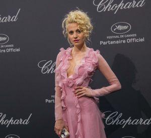 Pixie Lott à la soirée Chopard le 16 mai 2016 à Cannes.