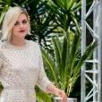 """Kristen Stewart affiche son sex-appeal pour le photocall de """"Personal Shopper"""" au Festival de Cannes 2016."""