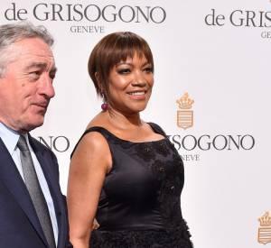 L'iconique Robert De Niro était accompagné de sa femme Grace Hightower.