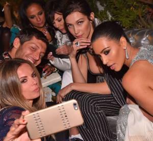 Cannes 2016 : Kim Kardashian, Bella Hadid... La soirée De Grisogono