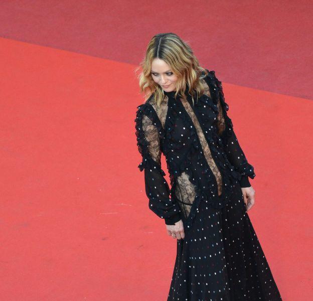 Vanessa Paradis au Festival de Cannes 2016.