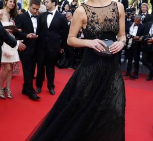Mischa Barton au Festival de Cannes 2016.