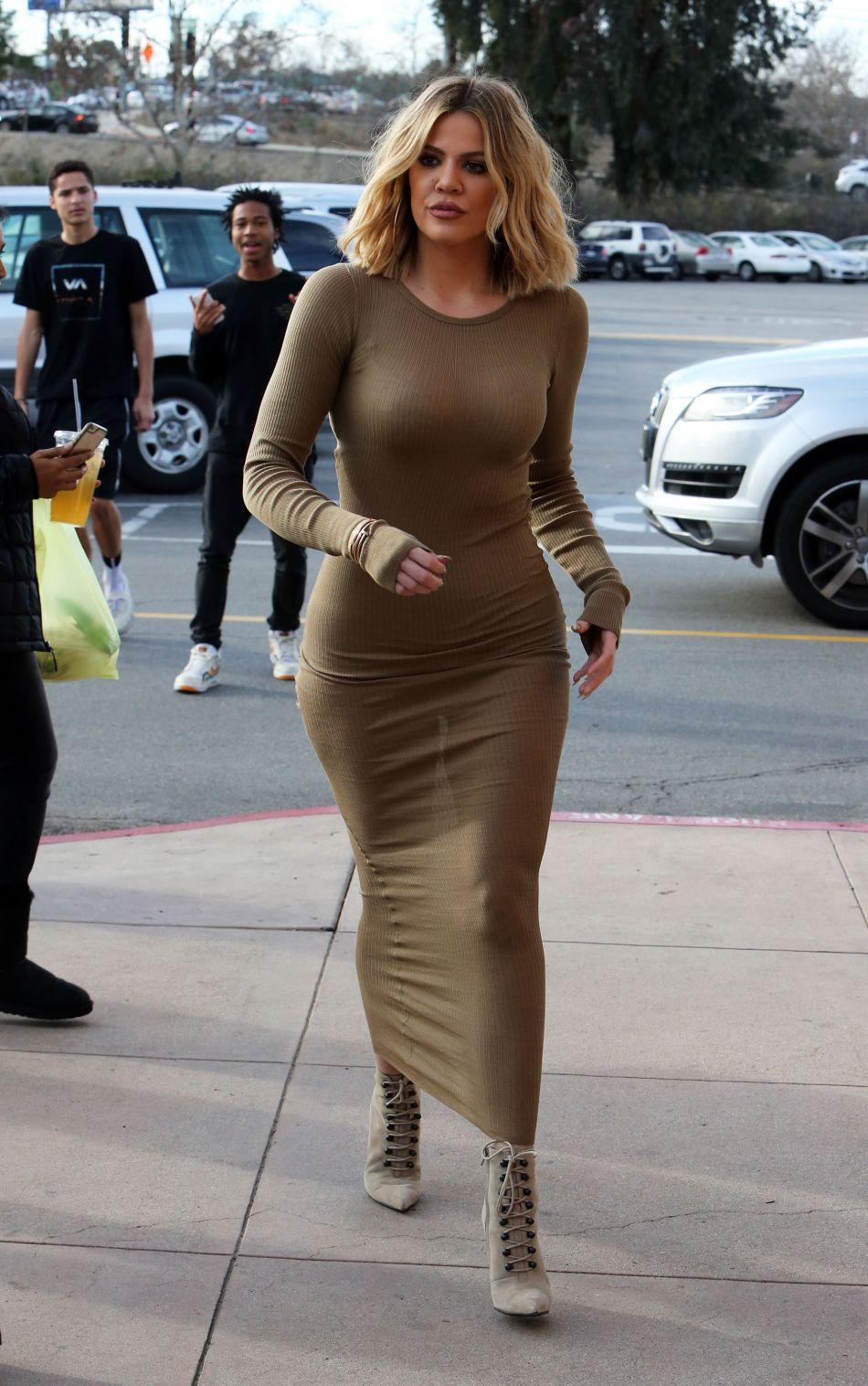 Khloe Kardashian partage ses secrets formes avec ses followers.