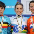 Pauline Ferrant-Prévot est une cycliste de 24 ans.