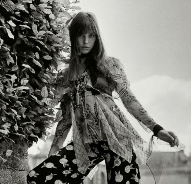 Jane Birkin, essence de style.