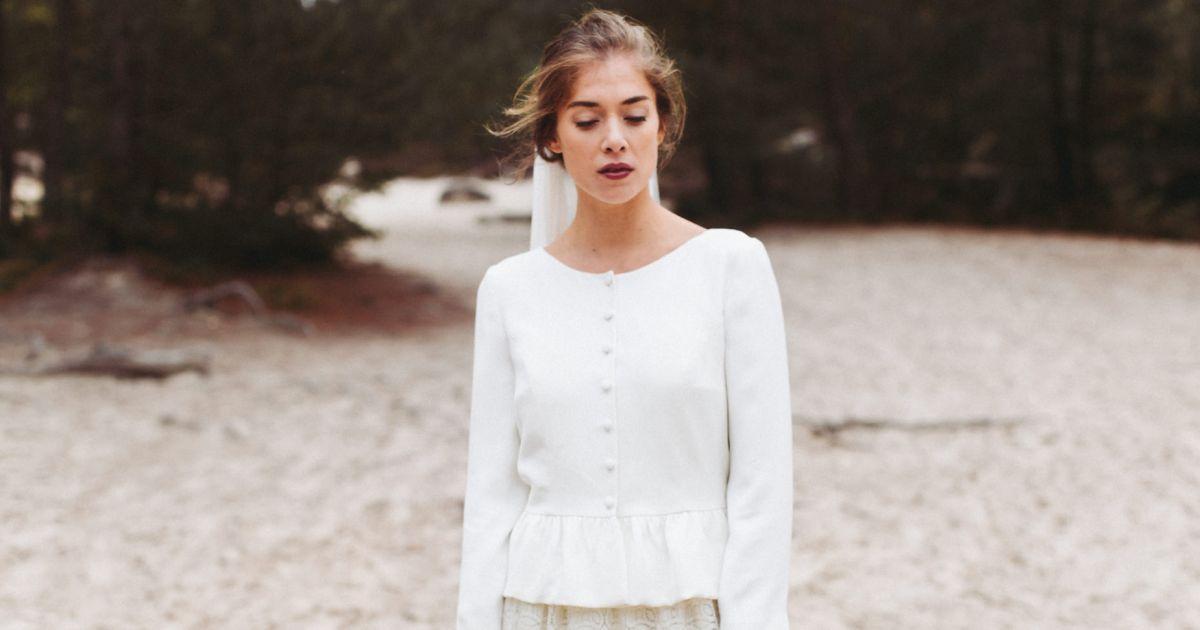 Mariage d 39 hiver les 10 plus belles robes blanches for Belles robes blanches pour le mariage