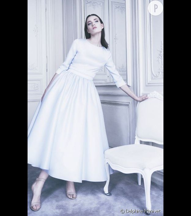 Modèle Ivanic, Delphine Manivet.