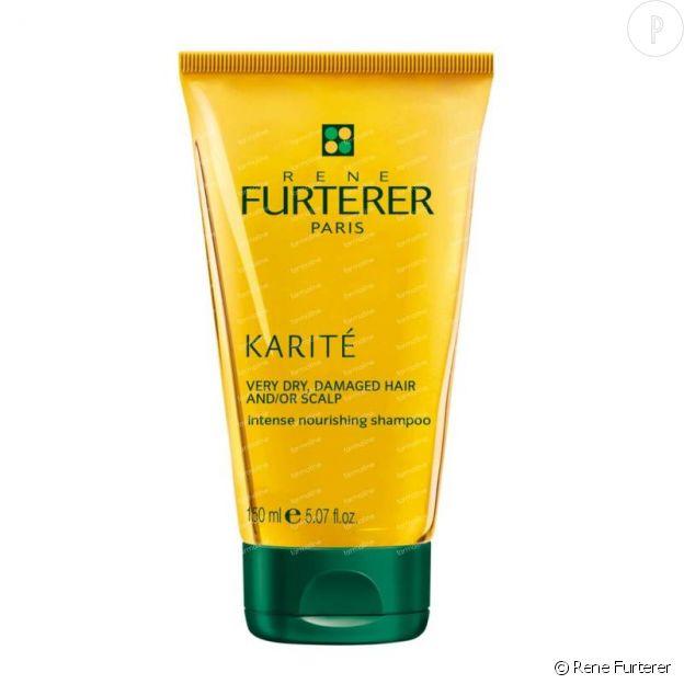 Shampoing au karité, Rene Furterer, 10,50€.