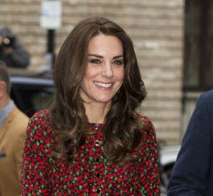 Kate Middleton : ravissante dans sa robe à fleurs pour Noël