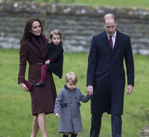 Kate Middleton : messe de Noël en famille