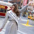 Iris Mittenaere revient sur son élection de Miss France 2016 - survenue il y a plus d'un an - et parle de son grigri.