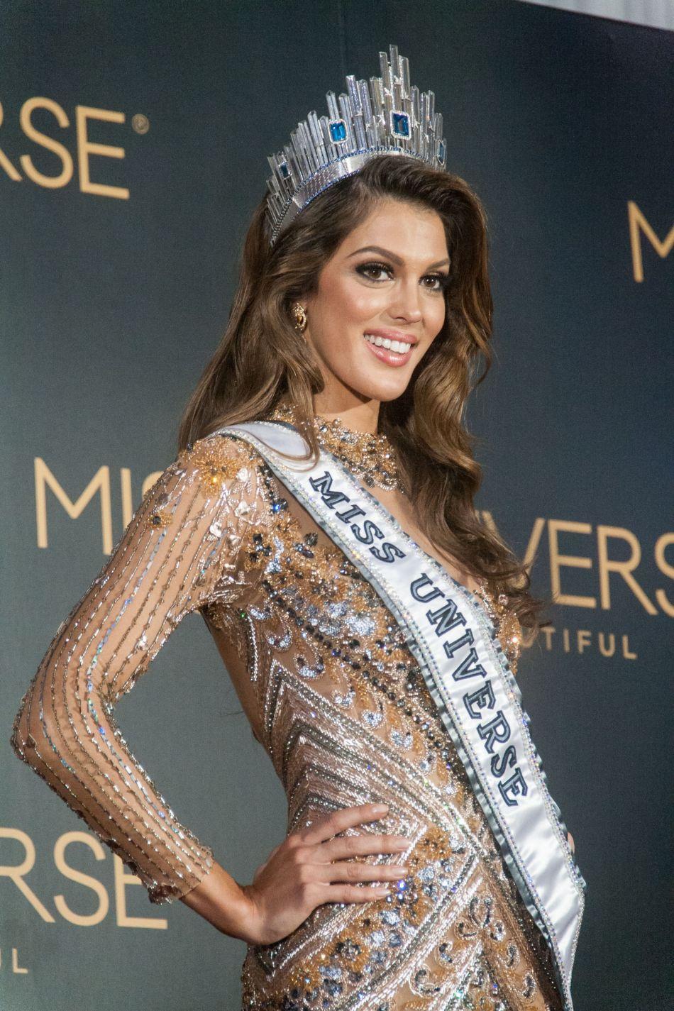 Iris Mittenaere a fait la fierté de la France avec son sacre de Miss Univers 2017.