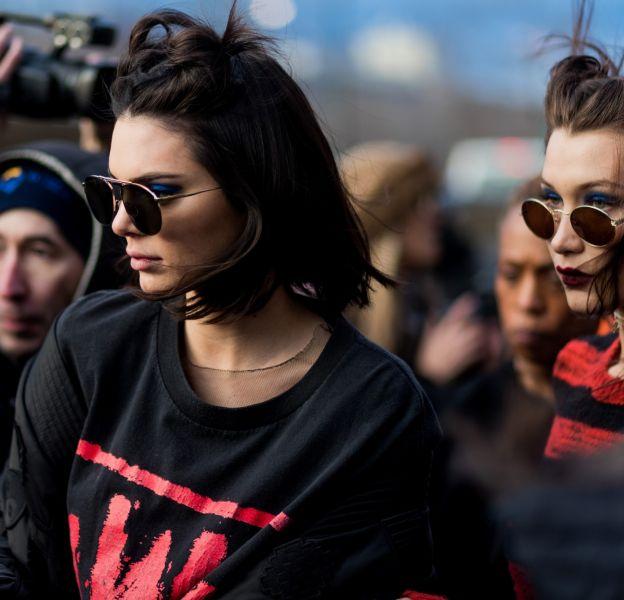 Kendall Jenner affiche un lob à la Fashion Week new-yorkaise et relance la tendance.