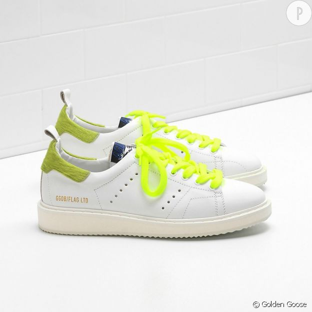 Golden Goose, Starter - Sneakers Flag LTD, 400€.