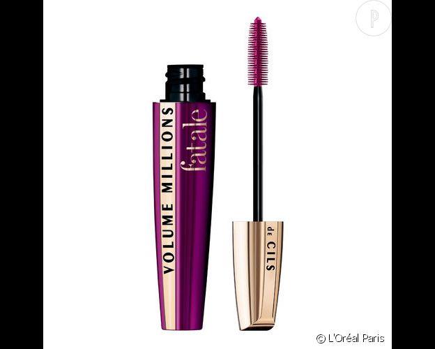 L'Oréal Paris, Volume Millions de Cils, Fatale, 18,50€.