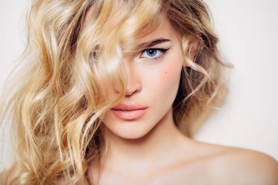 Couleur de cheveux pour teint clair yeux bleus