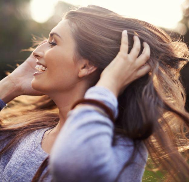 5 aliments pour des cheveux en pleine santé.