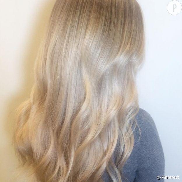 Célèbre 5 nuances de blonds polaires à copier IK09