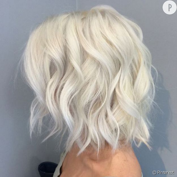 5 nuances de blonds polaires copier puretrend - Blond blanc gris ...