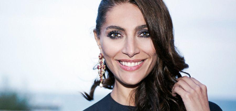 Caterina Murino actrice et créatrice de bijoux passionnée