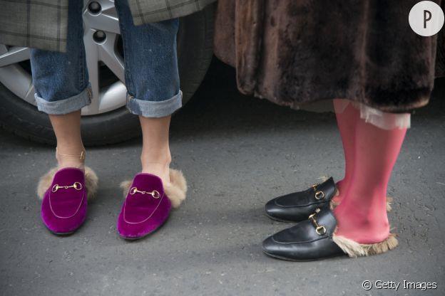 589866ede9ec Crocs, mules Gucci, claquettes de piscine... Ces chaussures qui font ...