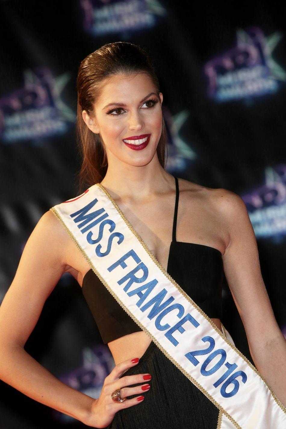 Iris Mittenaere avoue avoir gagné en confiance en elle.