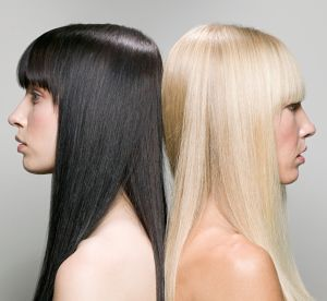 Blond : comment l'adopter lorsqu'on est très brune ?