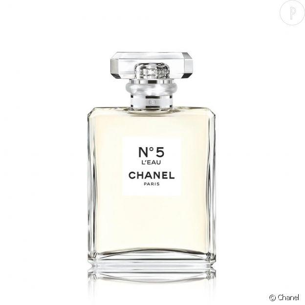 N°5, Chanel, 91€.