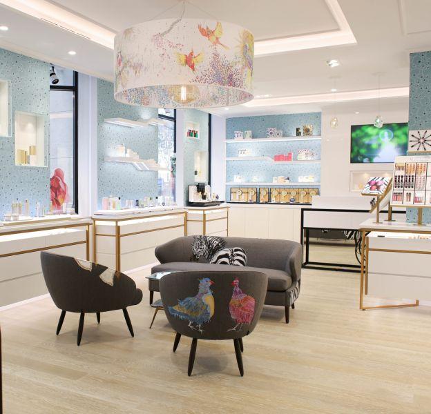 La Maison Sisley a ouvert ses portes en février.