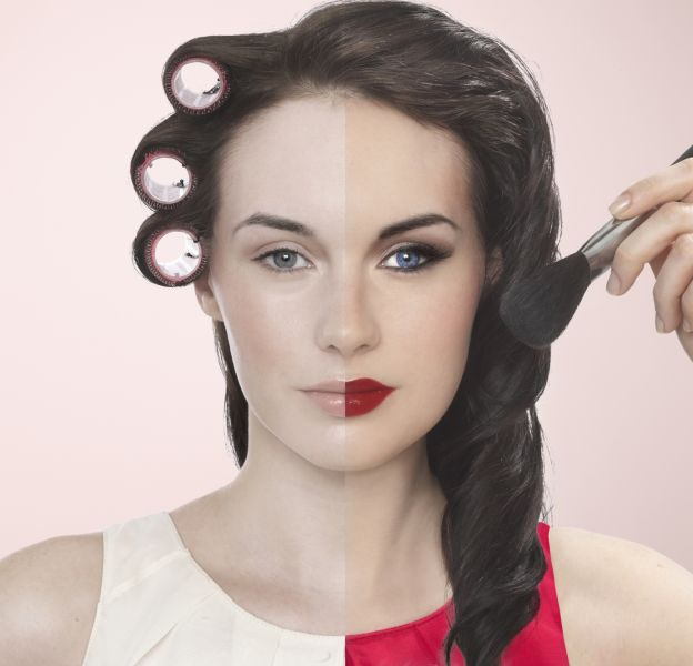 Le fond de teint peut totalement changer la mine d'une personne.