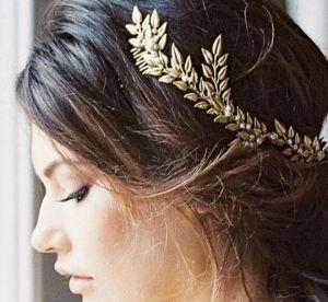 Les plus beaux accessoires cheveux pour un mariage bohème