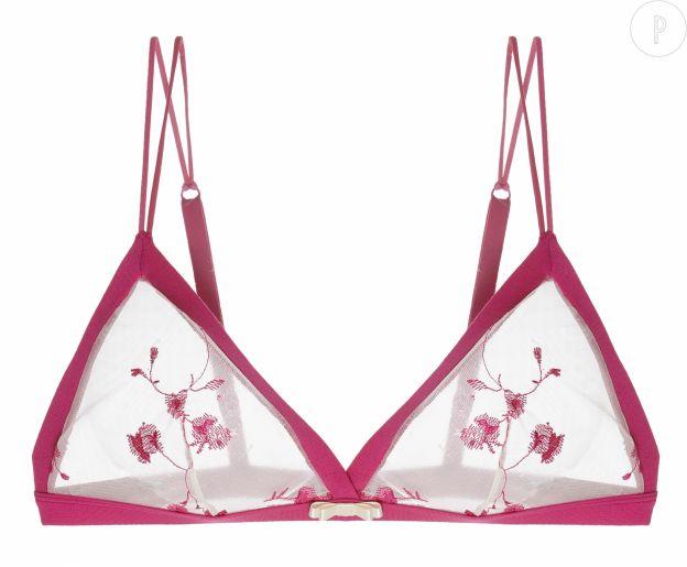 Shopping   les plus beaux soutien-gorges triangles du printemps ... eca85e91d51