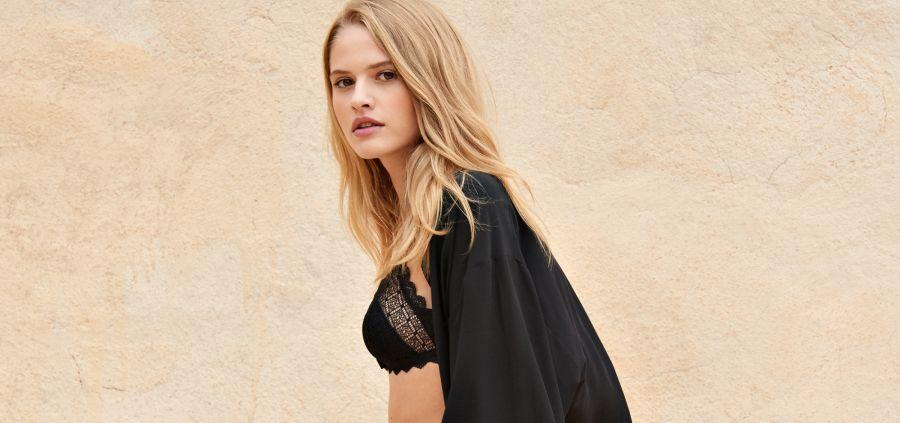 Shopping : les plus beaux soutien-gorges triangles du printemps