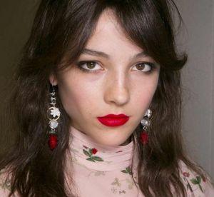 4 inspirations coiffure pour camoufler une frange qui repousse