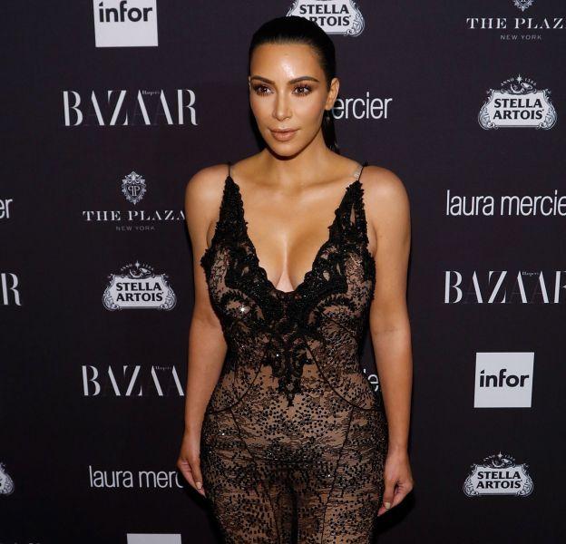Kim Kardashian est prête à tout pour retrouver sa ligne.
