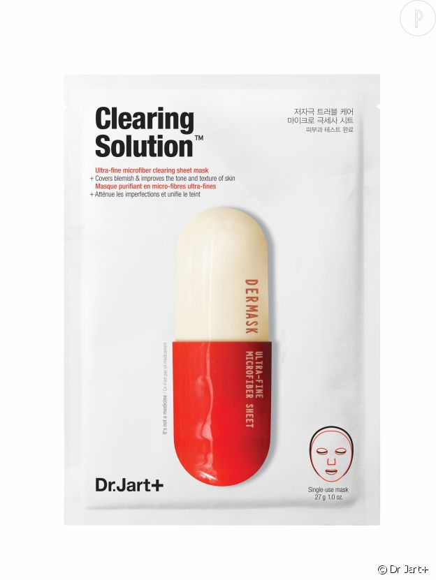 Clearing Solution, Dr.Jart+, 5,95€.
