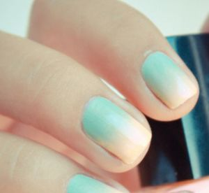 Les plus beaux ombré nails repérés sur Pinterest