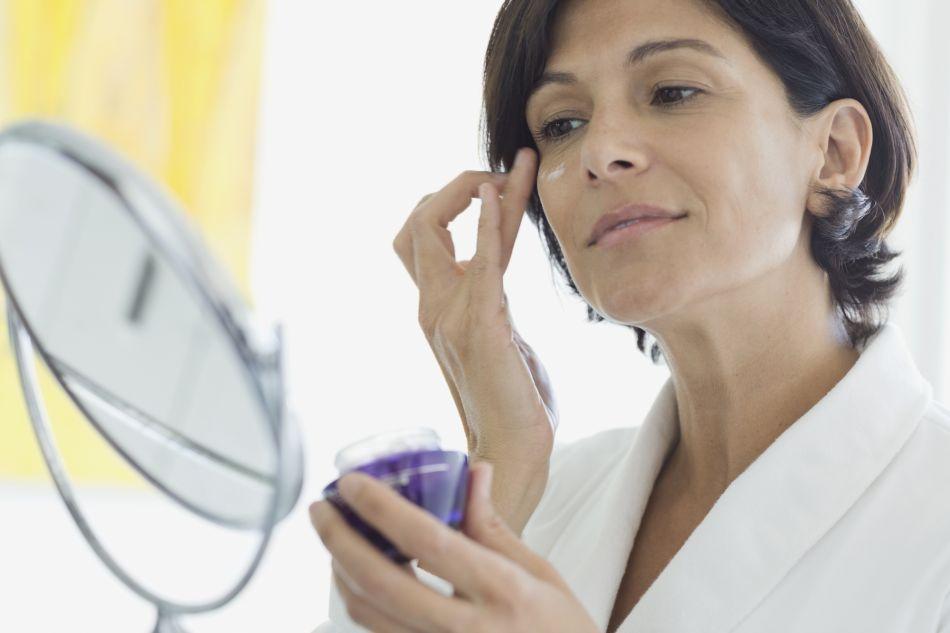 Les peaux matures doivent être traitées avec soin.