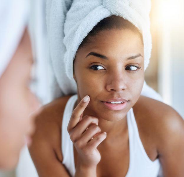 Une peau sensible doit être traitée avec un soin tout particulier.