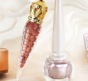 Louboutin dévoile sa nouvelle collection beauté nude